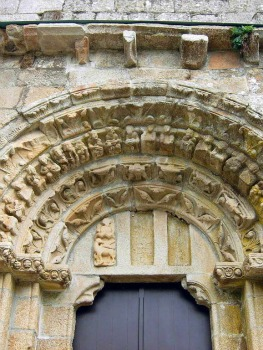 Klooster de San Lourenzo de Carboeiro