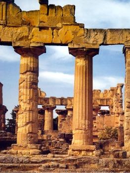 Zeustempel, Cyrene, Libie